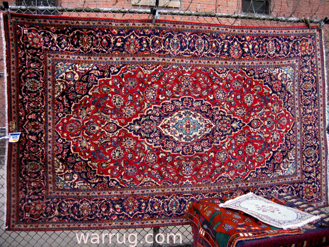 The Dude's Persian Rug
