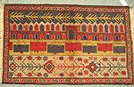 Afghan War Rug Exhibition Inventory
