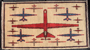 The Original Drone War Rug