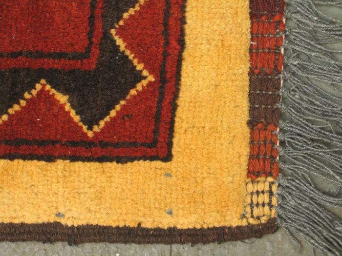 Afghan War Rug or Conflict Carpet