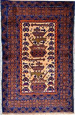 Post 2001 Style War Rug