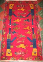 Red Rug American Weapon 2