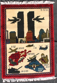 Contemporary WTC Rug