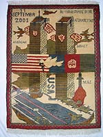 World Trade Center War Rug