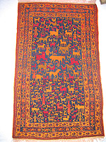 Al Khwaja Animal Rug