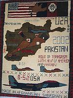 2002 Afghan War Rug