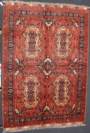 Kul Mohammadi War Rug (Kevin's own collection)